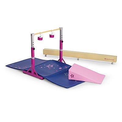 【送料無料】【[アメリカンガール]American Girl American Gymnastics Set MY AG 2013 F7732-RF1A [並行輸入品]】     b01c6lw1ji