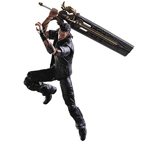 【送料無料】【Square Enix Final Fantasy XV: Gladiolus Play Arts Kai Action Figure】     b01dtdg4wc