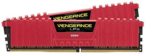 【CORSAIR DDR4 メモリモジュール VENGEANCE LPX シリーズ 16GB×2枚キット CMK32GX4M2B3000C15R】     b01b1h2stg