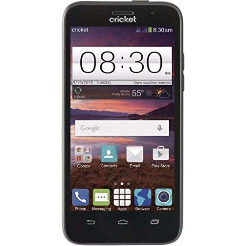 【送料無料】【Zte Fanfare 4G Only for Cricket Wireless (Locked) 5Mp Camera 4.5 inch by Cell.】     b01c3j1mkw