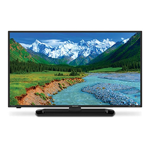 【Sharp LC-32LE265M 32 Multi System HD Slim LED TV with Free HDMI Cable  110-240 Volt by SHARP】     b01fwiehg2