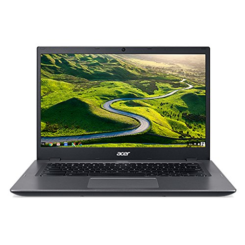 【送料無料】【Acer Chromebook 14 for Work CP5-471-C0EX - Celeron 3855U / 1.6 GHz - Chrome OS - 4 GB RAM - 16 GB eMMC - 14  1366 x 768 ( HD ) - HD Graphics 510 - 802.11ac - black  silver】     b01epzifqg
