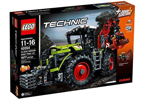 【送料無料】【レゴ (LEGO) テクニック CLAAS XERION 5000 TRAC VC 42054】     b01cct2zls