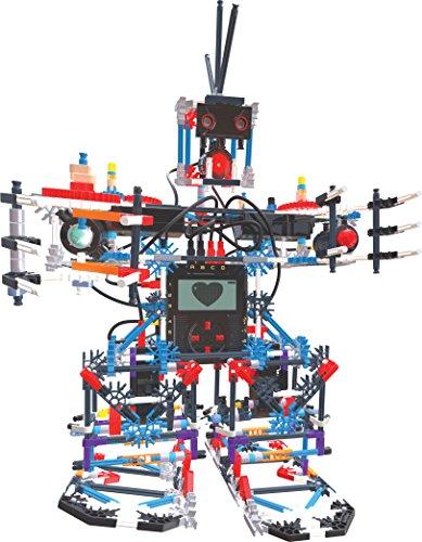 【送料無料】【[ケネックス]K'Nex Education Robotics Building System Set 825 Pieces For Ages 10+ Engineering Education Toy 79100 [並行輸入品]】     b01b55c6pa