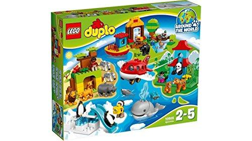 【送料無料】【[レゴ]LEGO DUPLO Around the World 10805 [並行輸入品]】     b01c20h9z4