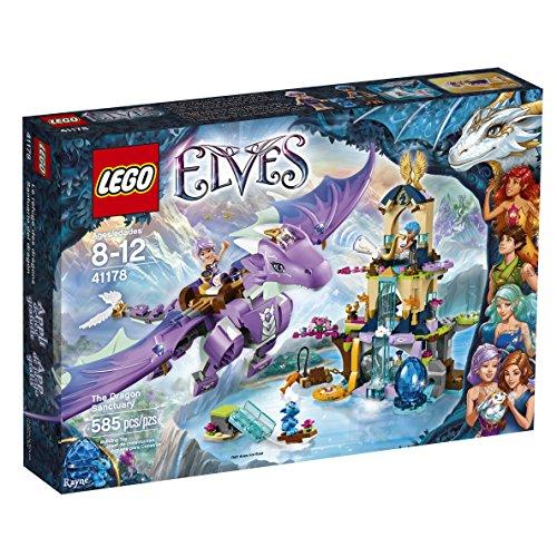 【送料無料】【LEGO Elves 41178 The Dragon Sanctuary Building Kit (585 Piece) by LEGO】     b01cu9wngw