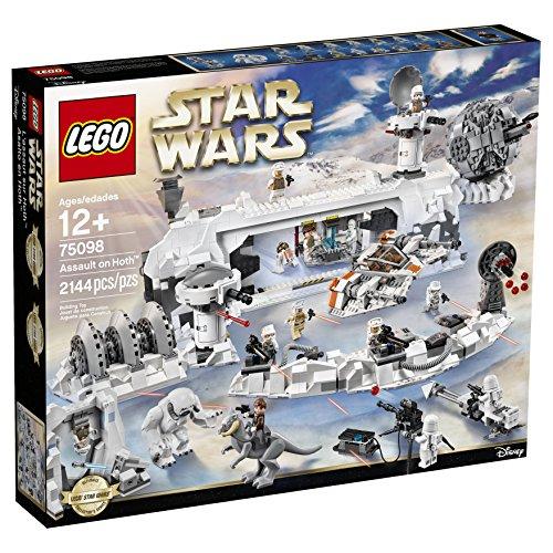【送料無料】【LEGO Star Wars 75098 Assault on Hoth レゴ スターウォーズ アサルト オン ホス 【平行輸入品】】     b01cu9x690
