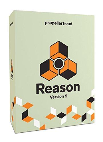 【送料無料】【Reason 9 by Propellerhead】     b01gtdtja8