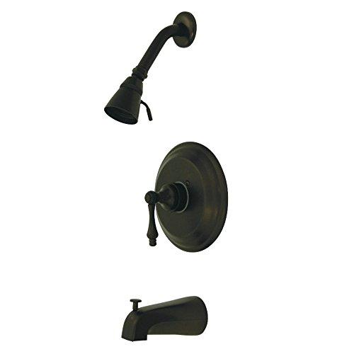 【キングストン真鍮Restorationタブとシャワー蛇口】     b00jd1p4lc