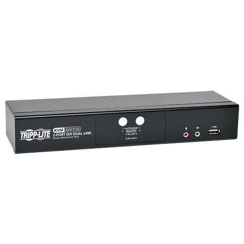【Tripp Lite B004-DUA2-HR-K KVM switch】     b00msof402