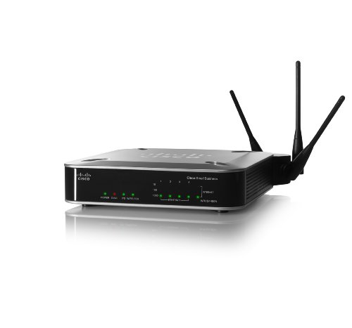 【Linksys WRVS4400N Wireless-N Gigabit Security Router - VPN v2.0 by Cisco】     b000h97uc0