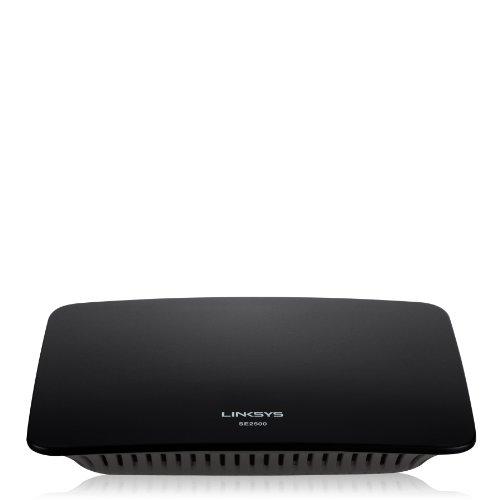 【8 Port Switch Gigabit Ethernet】     b004xpg7oq