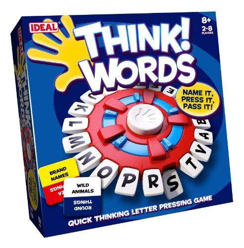 【John Adams Think Words Game】     b00jgomxis
