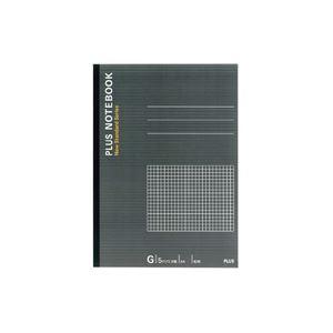 【全国送料無料】(業務用200セット) プラス ノートブック NO-204GS A4 方眼罫【ポイントアップ中】