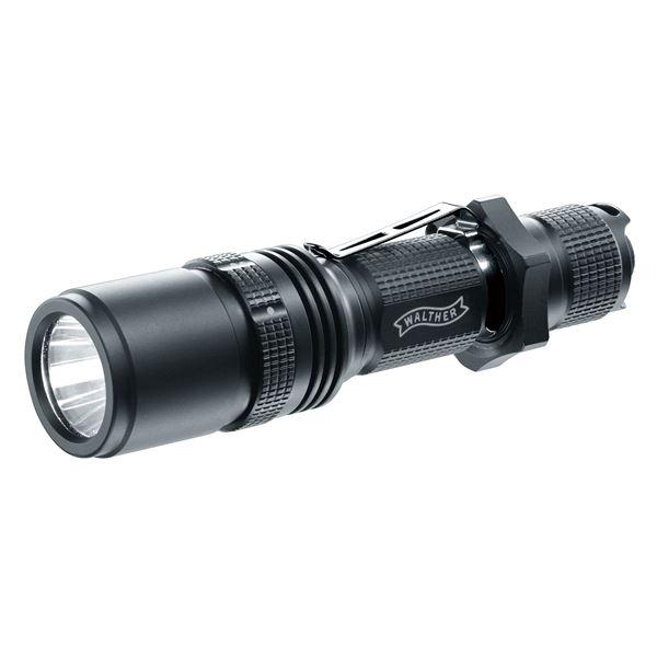 【全国送料無料】LEDフラッシュライト(懐中電灯) アルミニウムボディ 3段階照度調整可 ワルサー RLS450【ポイントアップ中】
