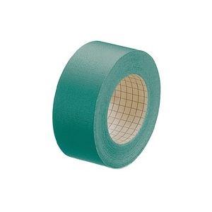 【全国送料無料】(業務用100セット) プラス 製本テープ/紙クロステープ 【35mm×12m】 裏面方眼付き AT-035JC 緑 ×100セット【ポイントアップ中】