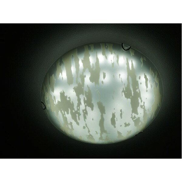 【全国送料無料】シーリングライト(照明器具) リモコン付き 調光調温 リモコン三段調節 金属/ガラス製 〔リビング照明/ダイニング照明〕【代引不可】【ポイントアップ中】