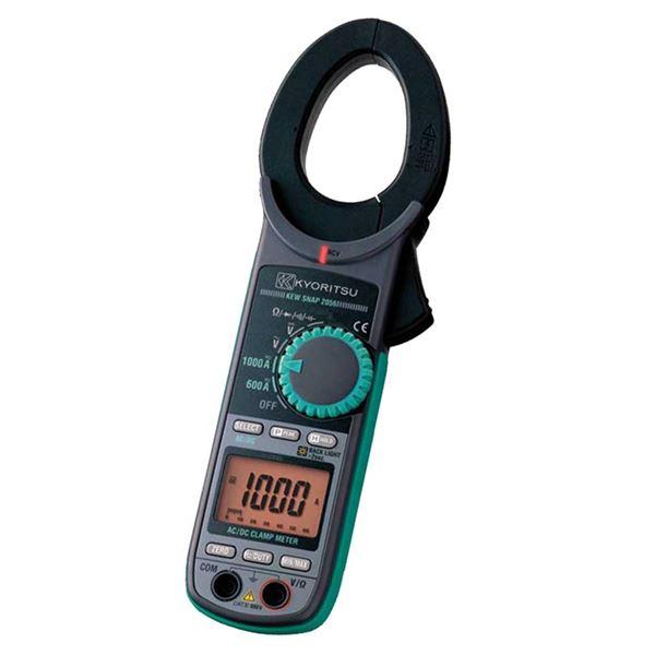 【全国送料無料】共立電気計器 キュースナップ・AC/DC電流測定用クランプメータ 2055【代引不可】【ポイントアップ中】