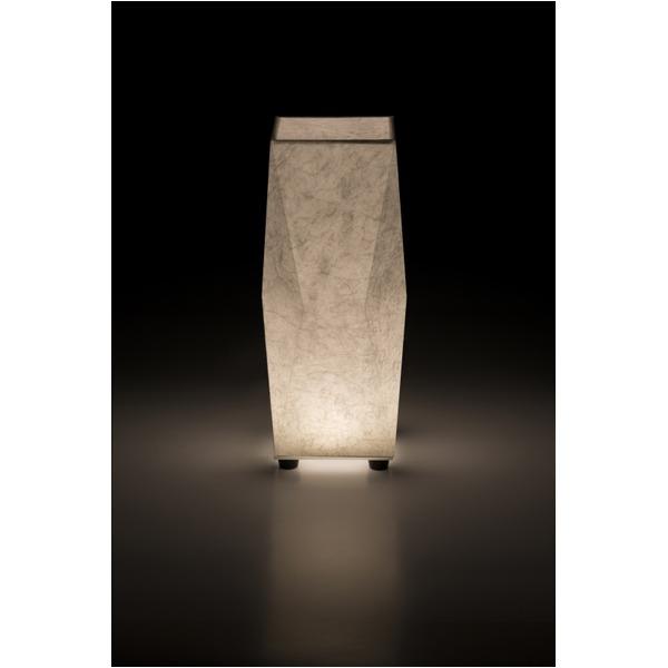 防水 【全国送料無料】LED 和室 モダン照明 SQ302-acスタンドライト揉み紙 【日本製】【ポイントアップ中】