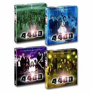 【送料無料】 4400 ‐フォーティ・フォー・ハンドレッド‐ 全巻 (シーズン1~4) <トク選BOX> [DVD] セット