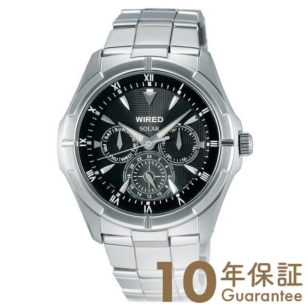 WIRED セイコー ワイアード ソーラー ニュースタンダード 100m防水 AGAD032 [正規品] メンズ 腕時計 時計【あす楽】