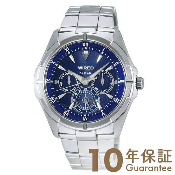 WIRED セイコー ワイアード ソーラー ニュースタンダード 100m防水 AGAD033 [正規品] メンズ 腕時計 時計【あす楽】