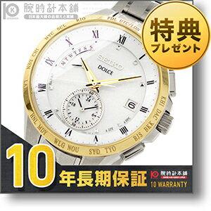 DOLCE&EXCELINE セイコー ドルチェ&エクセリーヌ 100m防水 SADA022 [正規品] メンズ 腕時計 時計