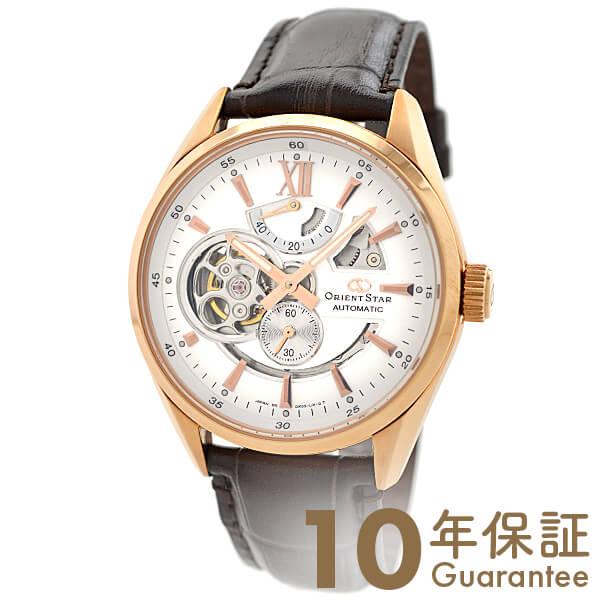 ORIENT オリエントスター オリエントスター モダンスケルトン 機械式 自動巻き (手巻き付き) ホワイト WZ0211DK [正規品] メンズ 腕時計 時計