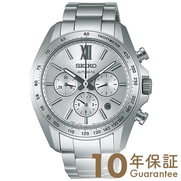 BRIGHTZ セイコー ブライツ クロノグラフ 100m防水 機械式(自動巻き/手巻き) SDGZ009 [正規品] メンズ 腕時計 時計【あす楽】
