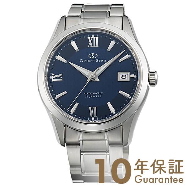 ORIENT オリエントスター ORIENTSTAR  オリエントスター スタンダード 機械式 自動巻き (手巻き付き)  ブルー WZ0021AC [正規品] メンズ 腕時計 時計