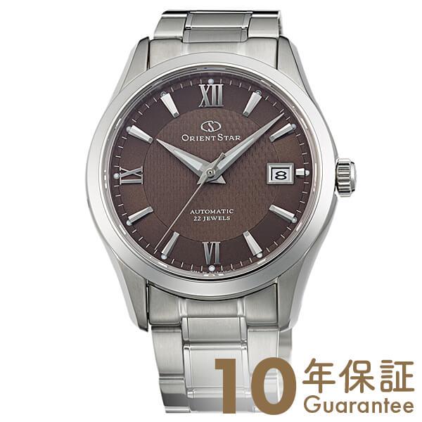 ORIENT オリエントスター ORIENTSTAR  オリエントスター スタンダード 機械式 自動巻き (手巻き付き)  アッシュブラウン WZ0031AC [正規品] メンズ 腕時計 時計