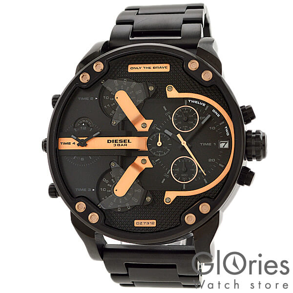 DIESEL [海外輸入品] ディーゼル  DZ7312 メンズ 腕時計 時計