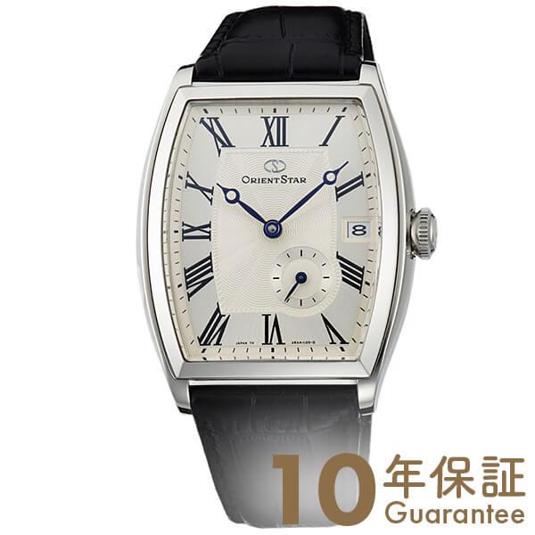 ORIENT オリエントスター オリエントスター エレガントクラシックトノー 機械式 自動巻き(手巻き付き) ウォームシルバー WZ0021AE [正規品] メンズ 腕時計 時計