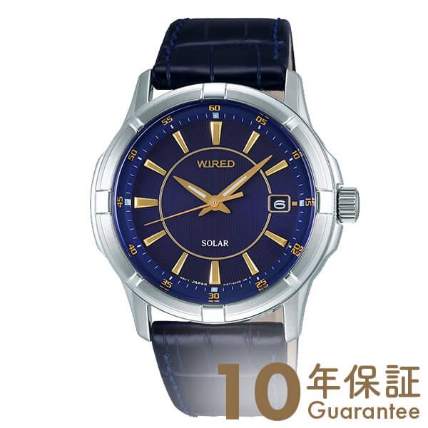 WIRED セイコー ワイアード ソーラー ニュースタンダード 100m防水 AGAD068 [正規品] メンズ 腕時計 時計【あす楽】