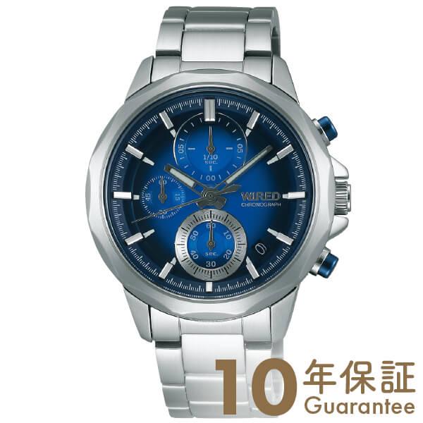 WIRED セイコー ワイアード クロノグラフ 100m防水 AGAT410 [正規品] メンズ 腕時計 時計