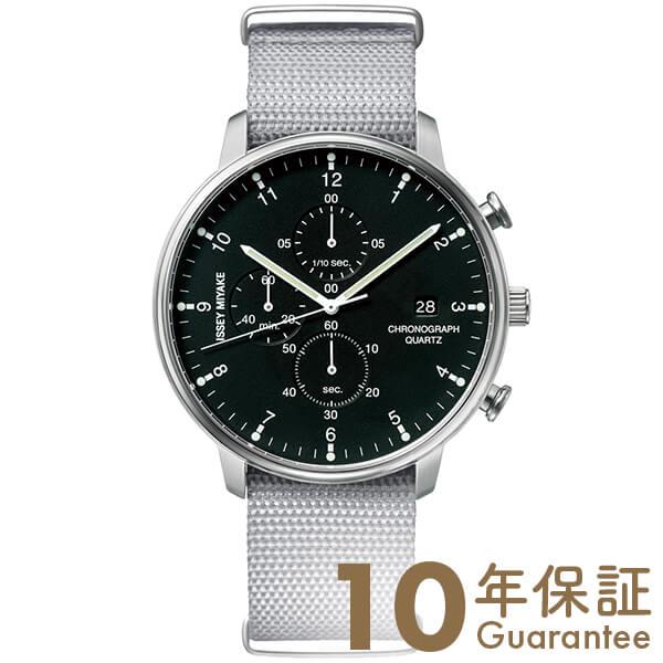 ISSEYMIYAKE イッセイミヤケ Cシー岩崎一郎デザインクロノグラフ NYAD005 [正規品] メンズ 腕時計 時計
