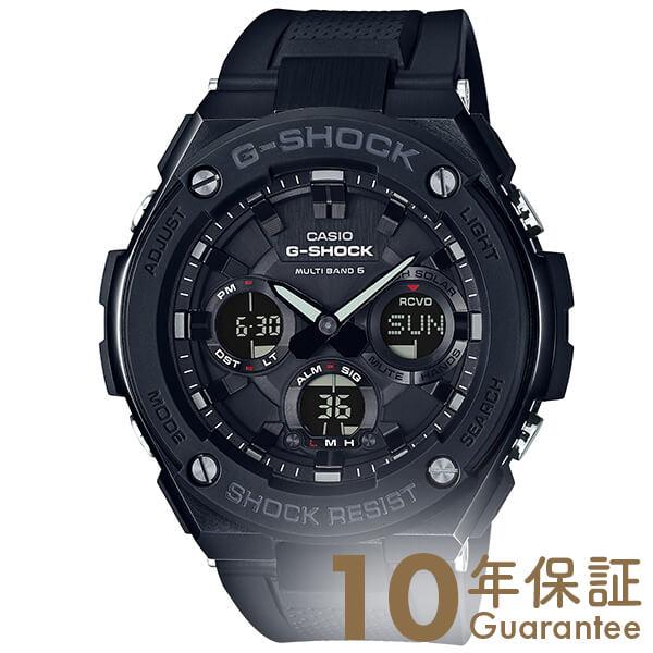 G-SHOCK カシオ Gショック Gスチール ソーラー電波 GST-W100G-1BJF [正規品] メンズ 腕時計 時計