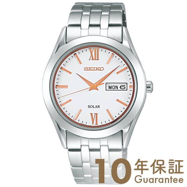 SEIKOSELECTION セイコーセレクション ソーラー ペアモデル SBPX095 [正規品] メンズ 腕時計 時計