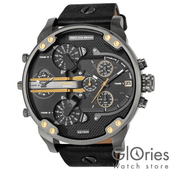 DIESEL [海外輸入品] ディーゼル ミスターダディ2.0 DZ7348 メンズ 腕時計 時計【新作】