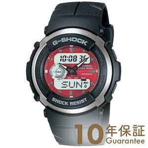 G-SHOCK カシオ Gショック STANDARD G-SPIKE Gスパイク レッド×ブラック G-300-4AJF [正規品] メンズ 腕時計 時計(予約受付中)