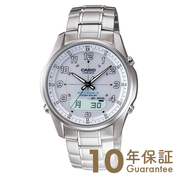 LINEAGE カシオ リニエージ ソーラー電波 LCW-M100D-7AJF [正規品] メンズ 腕時計 時計(予約受付中)