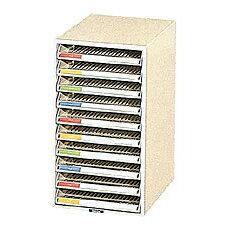 ナカバヤシ オープンケースA4 A4C-10N 収納ボックス 収納用品