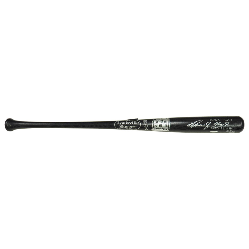 MLB マリナーズ ケン・グリフィーJR. サイン入り バット アッパーデック/Upper Deck レアモデル