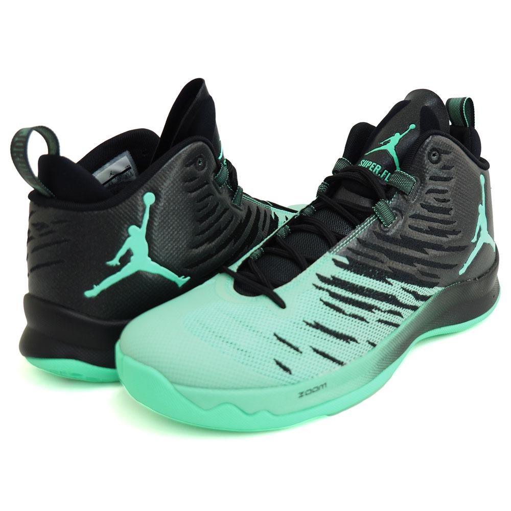 【シューズセール】ナイキ ジョーダン/Nike JORDAN スーパーフライ 5 SuperFly 5  ブラック バッシュ