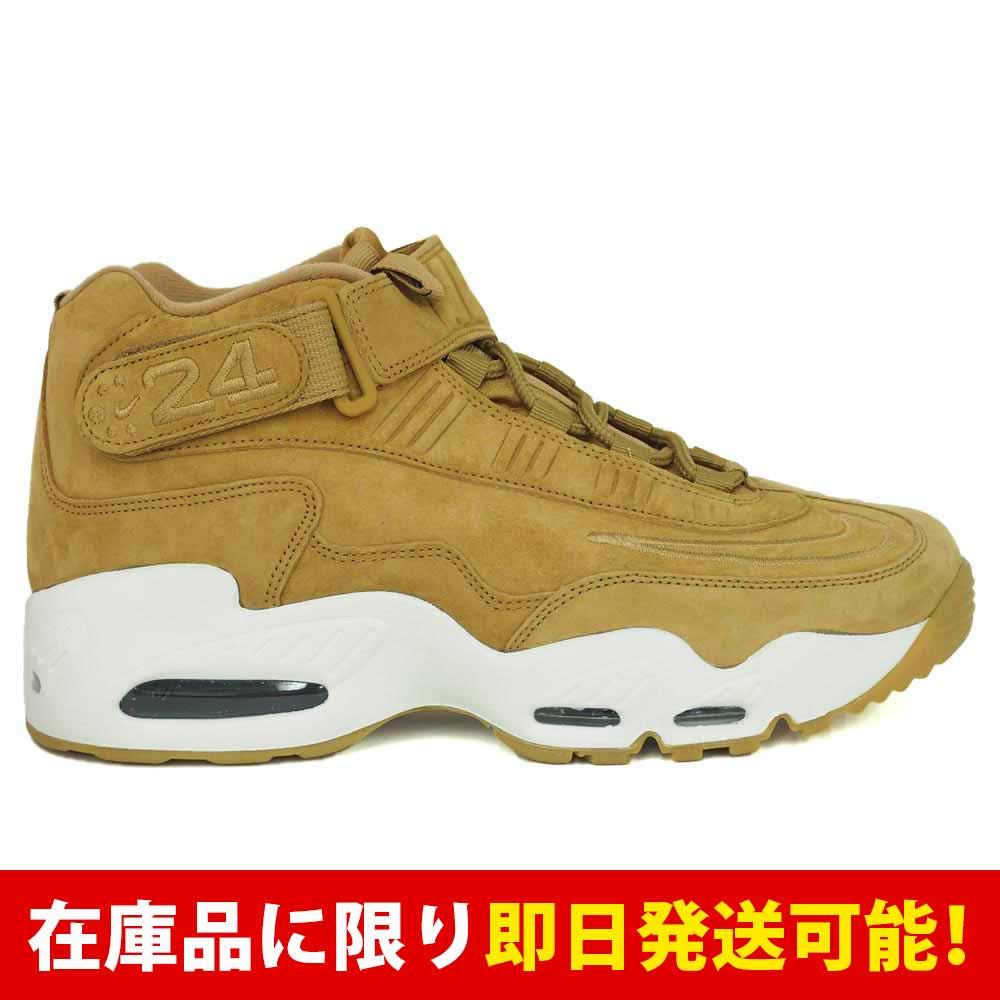 ケン・グリフィーJR. エア グリフィー マックス 1 AIR GRIFFEY MAX 1 ナイキ/Nike Flax/Flax/Sail 354912-200 バッシュ