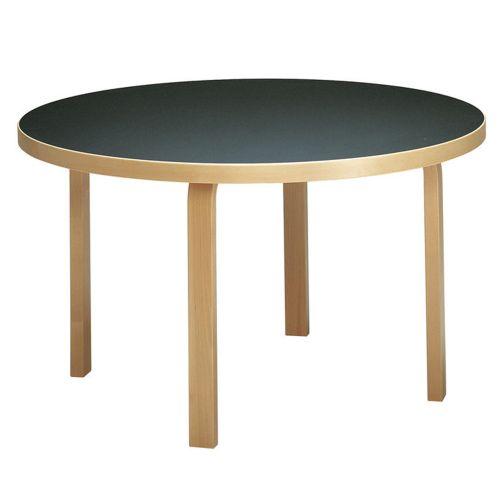 テーブル91 ブラック (Artek / アルテック)   【送料無料】【smtb-F】