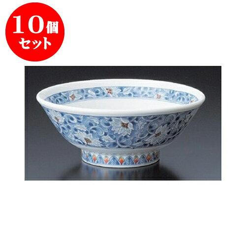 10個セット 中華単品 ダミ牡丹6.8丼 [21.5 x 8.5cm] 【中華料理 ラーメン チャーハン 飲食店 業務用】