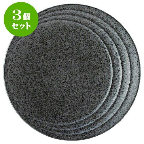 3個セット レステ 27cmディナー(弥勒) [D27.1 X H3cm]   【洋食器 モダン レストラン ウェディング バー カフェ 飲食店 業務用】