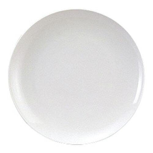 シーヌ 14インチ丸皿 [D35.3 X H4cm]   【洋食器 モダン レストラン ウェディング バー カフェ 飲食店 業務用】