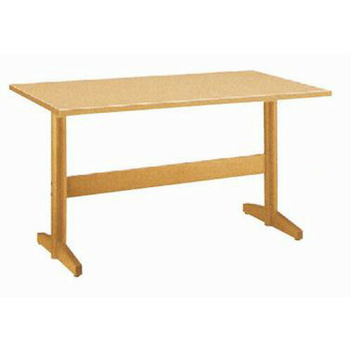 テーブル 板脚型テーブルHTN/八瀬N 9718 [120 x 75 x H70cm] (7-764-4) 【料亭 旅館 和食器 飲食店 業務用】